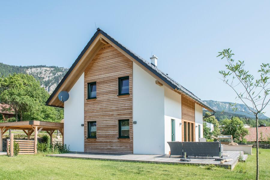 Fertighaus Fertigteilhaus Fertighäuser Österreich WOLF