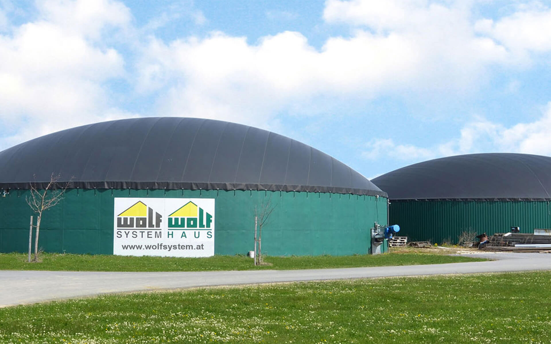 Biogas plants - Biogas, Energy, Electricity, WOLF System