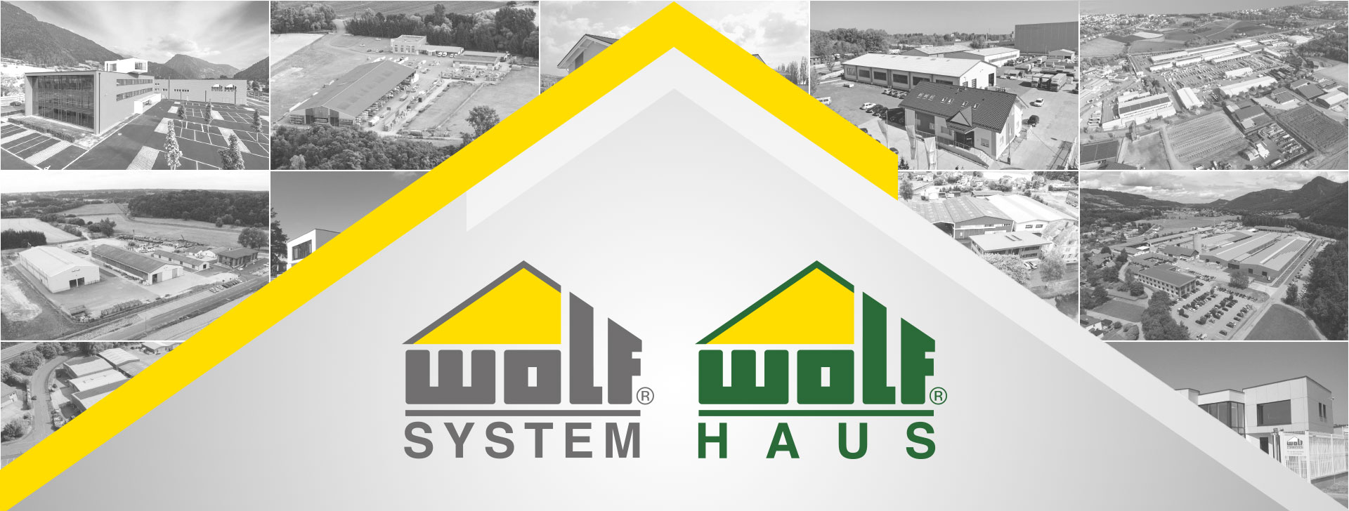 WOLF Group, Shed construction, Prefabricated houses, Concrete tanks