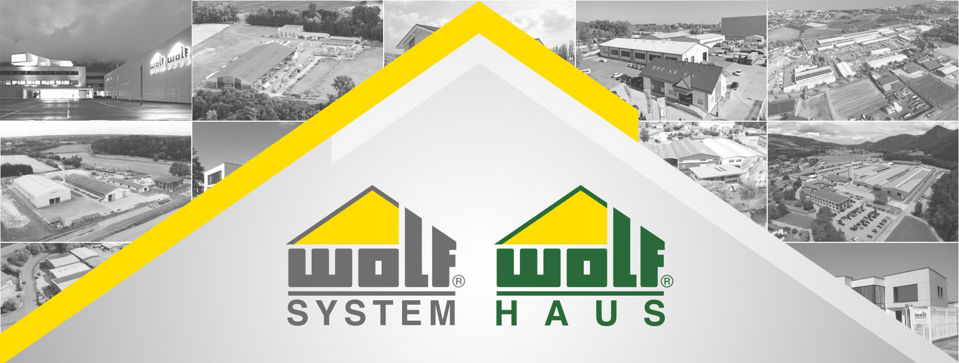 WOLF Group, Shed construction, Prefabricated houses